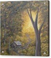 Autumn Sunshine Acrylic Print