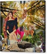 Autumn Woods  Acrylic Print