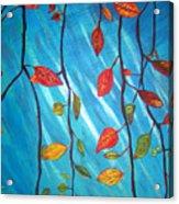 Autumnleaves Acrylic Print