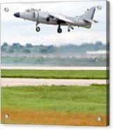 Av-8 Harrier Acrylic Print