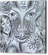 Avanessafacad Acrylic Print