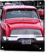 Avanti Getting In Line Acrylic Print