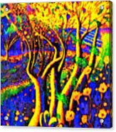 Avatar Forest - Pa Acrylic Print