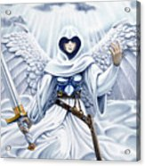 Avenging Angel Acrylic Print