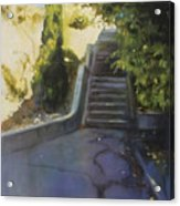 Avenue Gravier - The Shortcut Acrylic Print