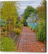 Avenue Of Dreams 5 Acrylic Print