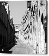 Avenue Of The Knights Acrylic Print