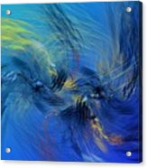 Avian Dreams 4 - Mating Rituals  Acrylic Print