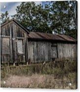 Avinger Depot 2 Acrylic Print