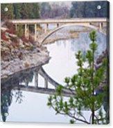 Avista High Bridge Acrylic Print