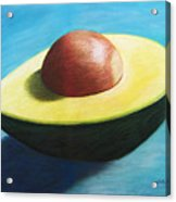 Avocado Grande Acrylic Print