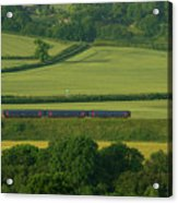 Avon Valley Sprinter  Acrylic Print