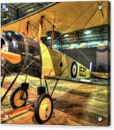 Avro 504k Acrylic Print