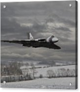Avro Vulcan - Cold War Warrior Acrylic Print