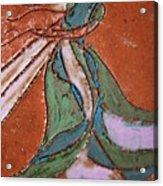 Awake Tile Acrylic Print