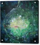 Awakening Abstract II Acrylic Print