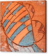 Aweese - Tile Acrylic Print