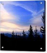 Awesome Sky Acrylic Print