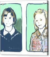 Awkwardness Of Youth Acrylic Print