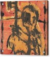 Axeman 2 Acrylic Print