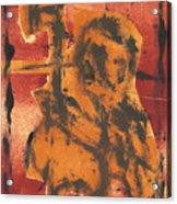 Axeman 5 Acrylic Print