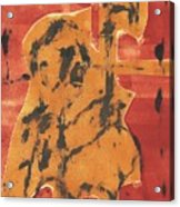 Axeman 6 Acrylic Print