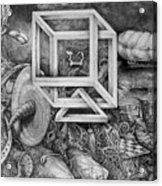 Axis Mundi Acrylic Print