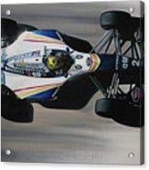 Ayrton Senna - Williams Renault Fw16 Acrylic Print