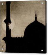 Azaan Acrylic Print