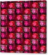 Azalea Garden Canopy1 Acrylic Print