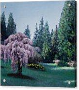 Azalea Way Morning Acrylic Print