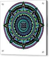 Azteca Acrylic Print