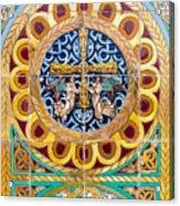 Azulejo - Colorful Details Acrylic Print