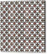 Azulejos Magic Pattern - 06 Acrylic Print