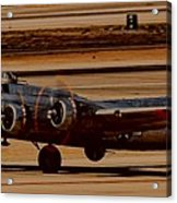 B-17 Bomber Acrylic Print