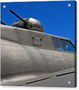 B-17 Top Guns Acrylic Print