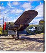 B-24 Liberator Acrylic Print