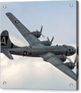 B-29 Superfortress Acrylic Print