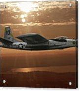 B-45c Tornado Acrylic Print