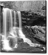 B Reynolds Falls Acrylic Print