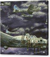 B17 Bomber Acrylic Print