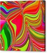 Ba Da Bloom 2 Acrylic Print