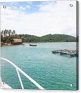 Ba Lua Archipelago Acrylic Print