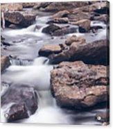Babcock Stream Acrylic Print