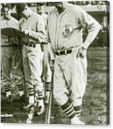 Babe Ruth All Stars Acrylic Print
