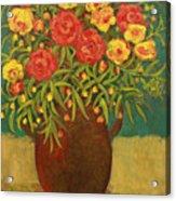 Babette's Bouquet Acrylic Print