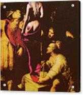 Babs In Babylon Acrylic Print