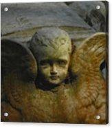 Baby Angel Acrylic Print