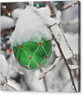 Baby It's Cold Outside Acrylic Print