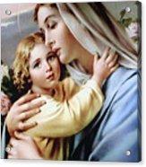 Baby Jesus Acrylic Print